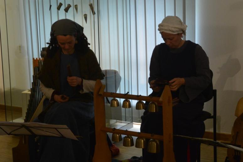 Flöte und Glockenspiel