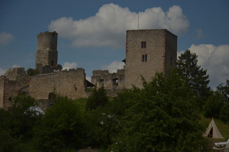 Burgruine Brandenburg
